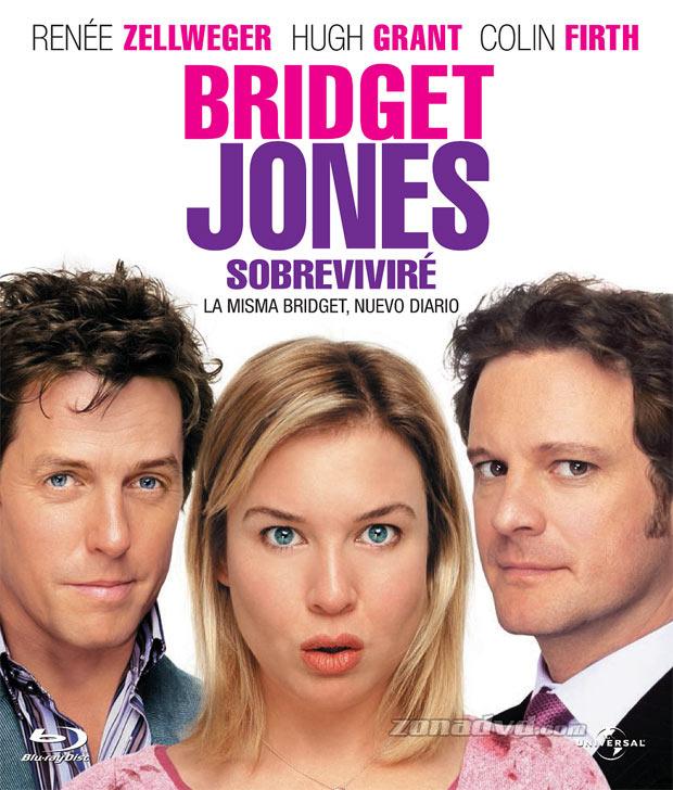 "Carátula de ""Bridget Jones. Sobreviviré""."