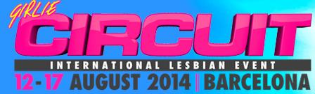 Girlie Circuit Festival 2014 Logo