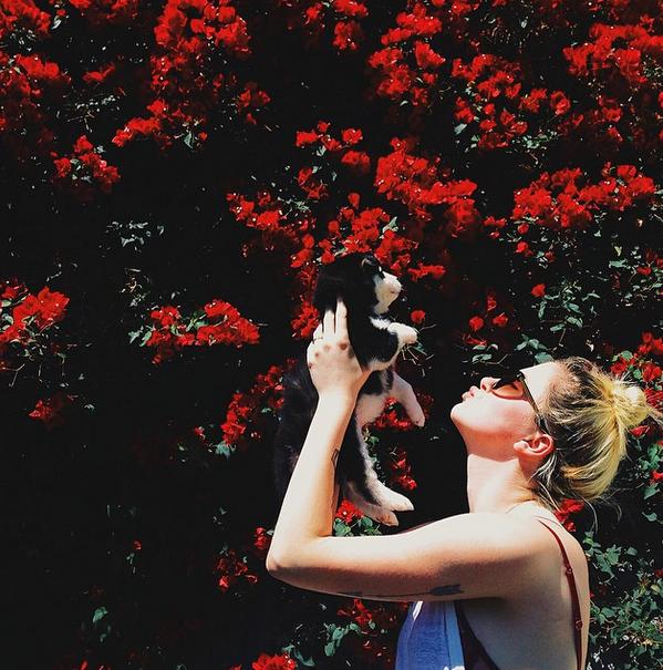 """""""Miss you two"""" (os hecho de menos a los dos), decía esta semana Angel en su perfil de Instagram."""
