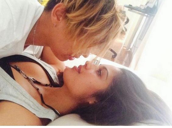 Patricia ha colgado esta foto en su cuenta de instagram.