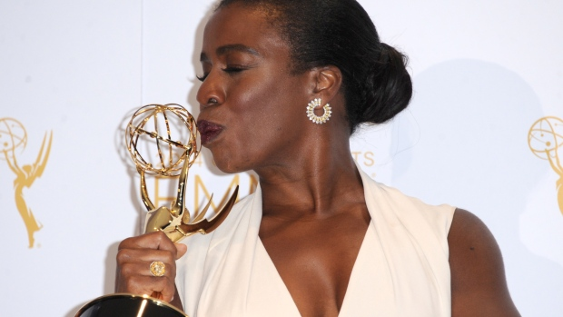 """Uzo Aduba se llevó el Emmy creativo como mejor actriz invitada de comedia por """"OITNB"""""""