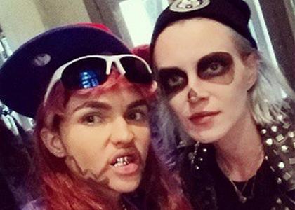 Ruby-Rose-y-Phoebe-Dahl-ya-tienen-look-para-Halloween