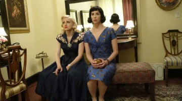 "Betty y Helen forman la pareja lesbiana de ""Masters of Sex"""