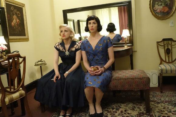 """Betty y Helen forman la pareja lesbiana de """"Masters of Sex"""""""