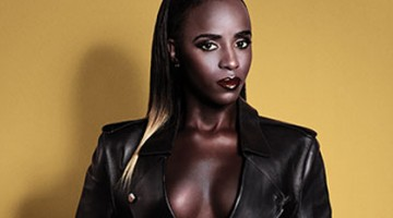 Angel Haze se convierte en Grace Jones en el especial de OUT100