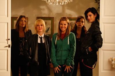 """Spashley también protagoniza la versión cinematográfica de """"Girlstrash!"""""""