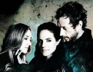 Lost Girl trio