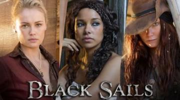black sails las chicas