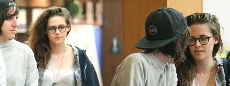 Kristen Stewart, cada vez más unida a Alicia Cargile