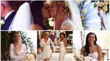 brittana wedding mix
