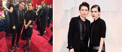 Tegan and Sara Oscar 2015