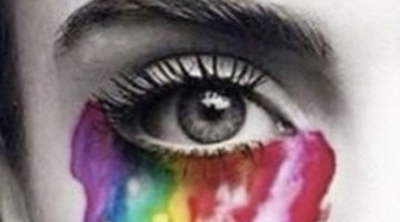 arcoiris cara delevingne