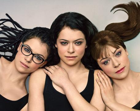 orphan black trio