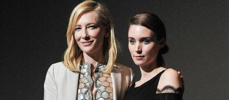 """Cate Blanchett y Rooney Mara viven una historia de amor en la película de Todd Haynes, """"Carol"""""""