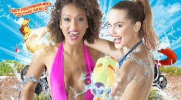 Girlie 2015 waterpark martes