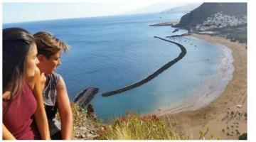 Los paraísos más secretos de Tenerife han quedado al descubierto gracias a ellas.
