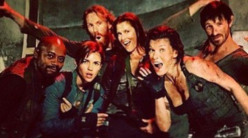 Ruby Rose ya está rodando 'Resident Evil 6'