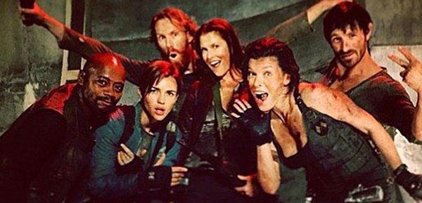 Ruby Rose Resident Evil Premiere Style: Ruby Rose Ya Está Rodando 'Resident Evil 6'
