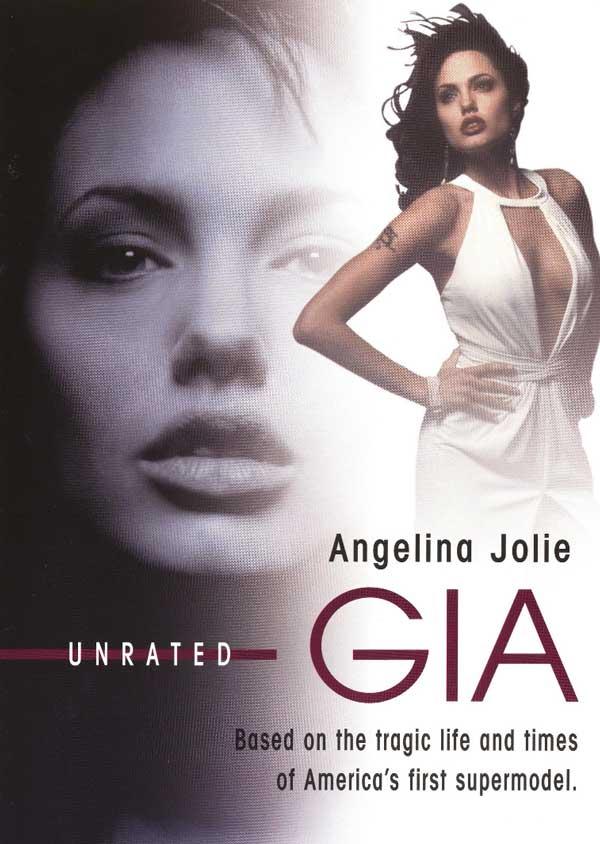 'Gia', la lesbipeli de Angelina Jolie