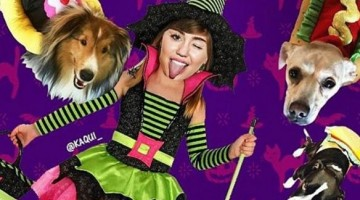 halloween miley
