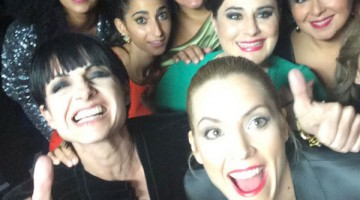 Las 'Vis a Vis' girls recogen el Ondas 2015