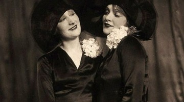 #tbt: Marlene Dietrich y Margo Lion