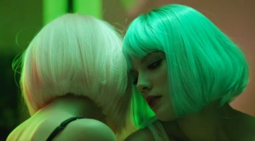 #tbt: 'Ghost', el lesbideoclip de Halsey