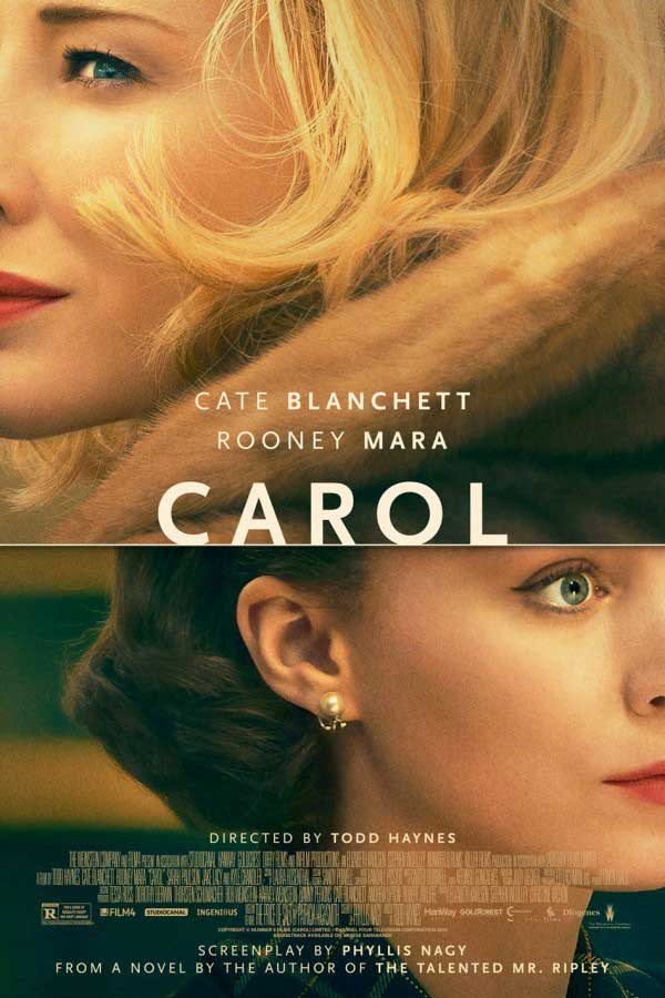 'Carol' y 'La chica danesa' entran en la carrera de los Oscar 2016