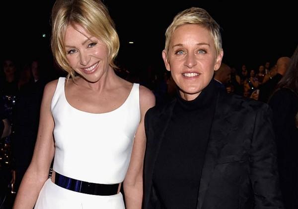 Ellen DeGeneres triunfa en unos People's Choice Awards muy lesbis