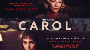 carol poster banner