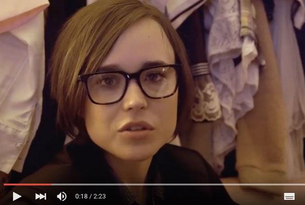 Ellen Page lucha contra la homofobia en 'Gaycation'