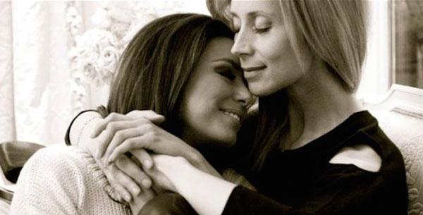 "Eva Longoria se apunta al ""Love is love"""