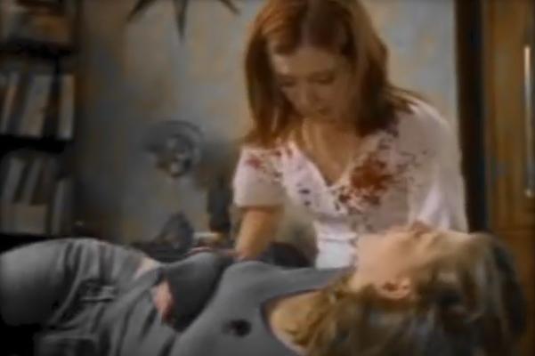 """La muerte de Tara en """"Buffy Cazavampiros"""" marcó el principio de la maldición de las lesbianas en la tele..."""