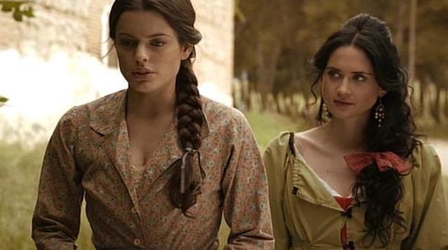"""Cristina murió accidentalmente también en """"Tierra de Lobos"""" tras golpearse la cabeza cuando se disponía a fugarse con su amada Isabel..."""