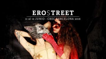 El EroStreet Festival de Barcelona calienta motores con un lesbicartel BDSM