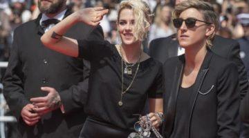 Kristen y Alicia Cannes 1
