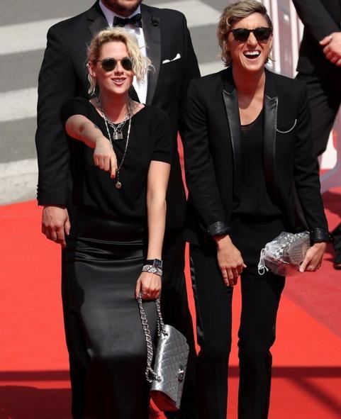 Kristen y Alicia Cannes 2