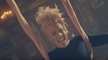 P!nk Just like fire