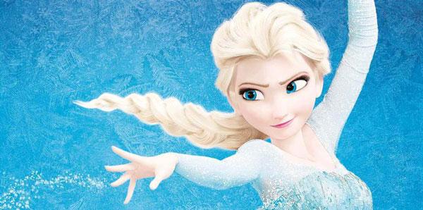 Campaña para que Elsa, de 'Frozen', sea la primera princesa Disney lesbiana