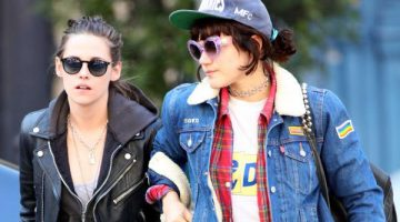 Kristen Stewart rompe con Soko y se va de fiesta con Stella Maxwell