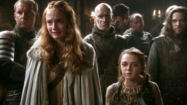 """Sophie Turner, de 'Juego de tronos': """"Sansa debería hacerse lesbiana"""""""