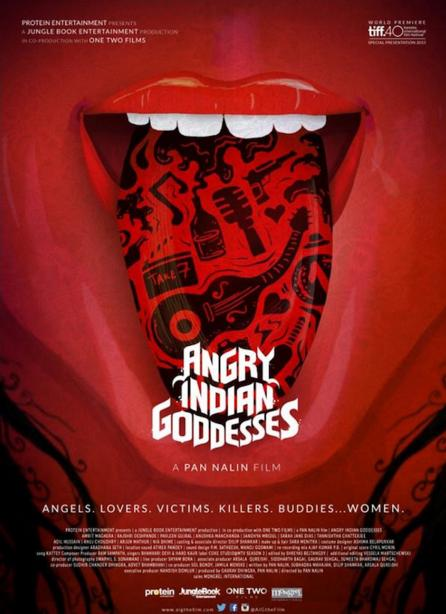 Angry indian godesses cartel