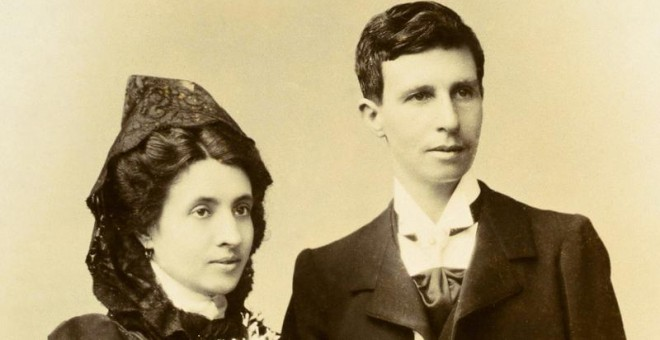Marcela y Elisa, lesbianas casadas por la Iglesia