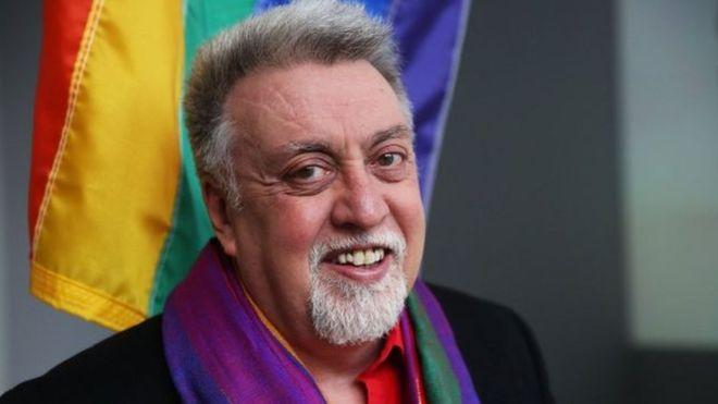 Lesbiana.es- Bandera LGTB -Gilbert Baker
