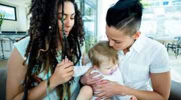 Lesbiana.es - Niegan la paternidad a un donante de dos mamás lesbianas