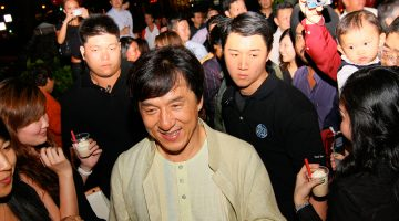 Lesbiana.es - La difícil situación de la hija de Jackie Chan