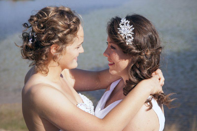 Una boda lésbica de ensueño
