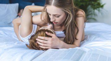 El clítoris en el sexo lésbico