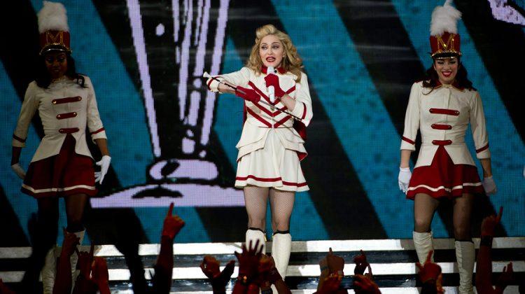 Madonna como icono lésbico