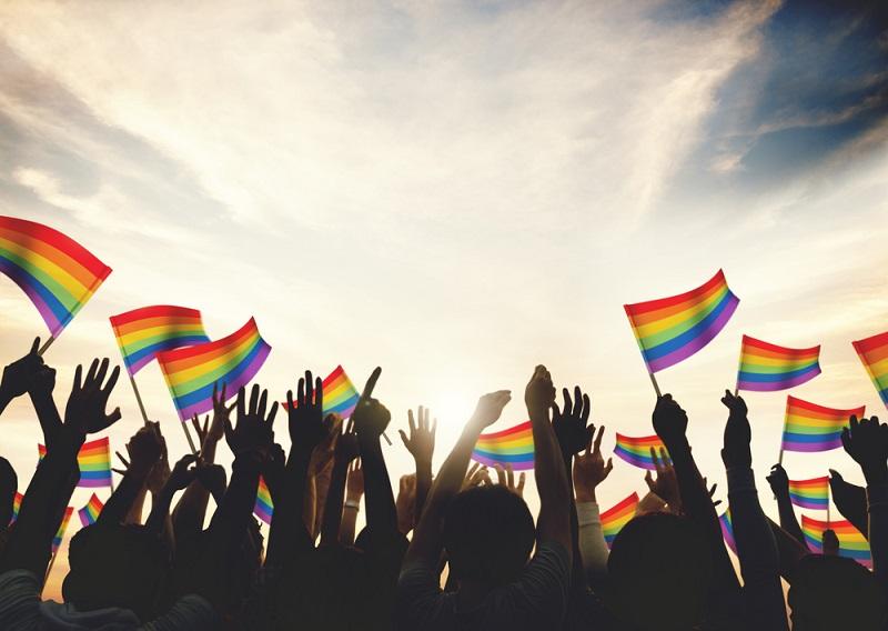 mayor festiva LGBTQ